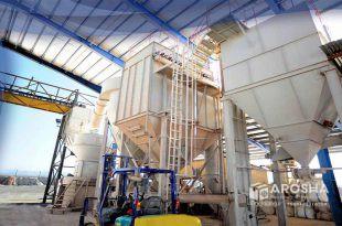 کارخانه تولید کربنات کلسیم جهت کاغذسازی