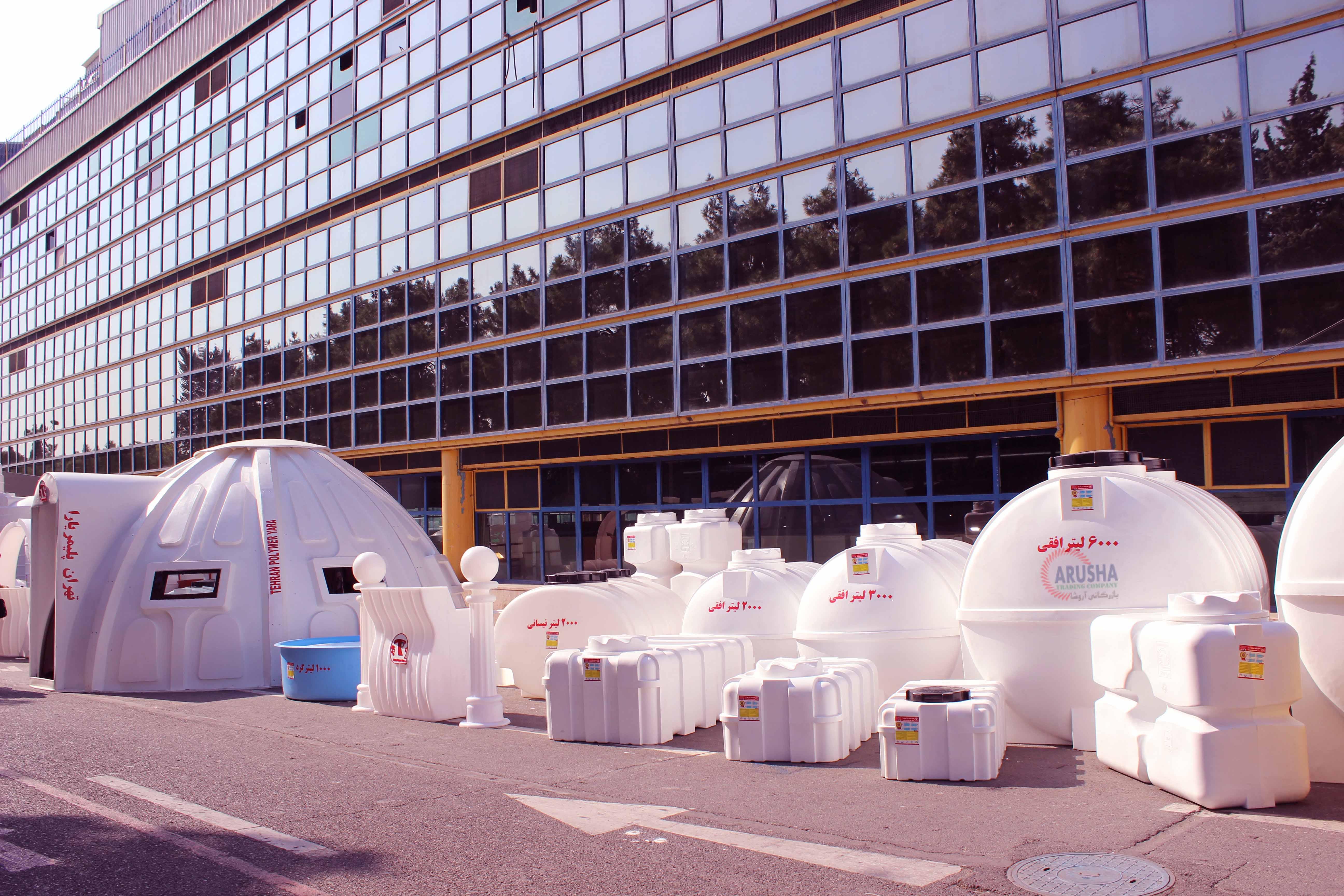 کربنات کلسیم مخصوص تولید مخازن و بطری های پلیمری