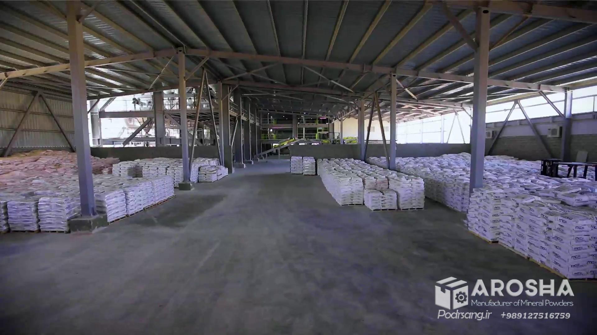 خرید کربنات کلسیم از کارخانه قم