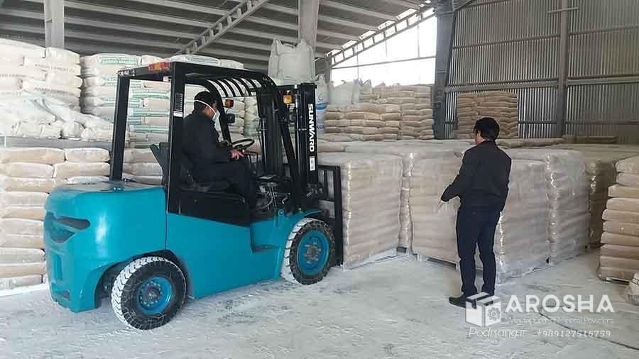 بزرگترین تولید کننده پودر تالک ایزوگامی در تهران