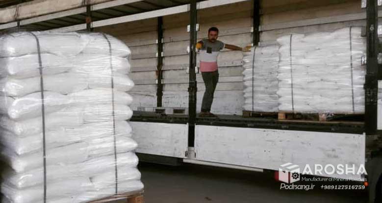 کارخانه تولید پودر مل مخصوص سفیداب