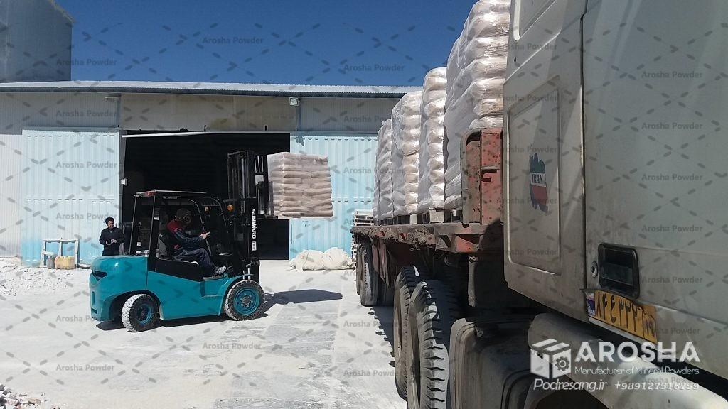 مزایا استفاده از پودر کربنات کلسیم گچ
